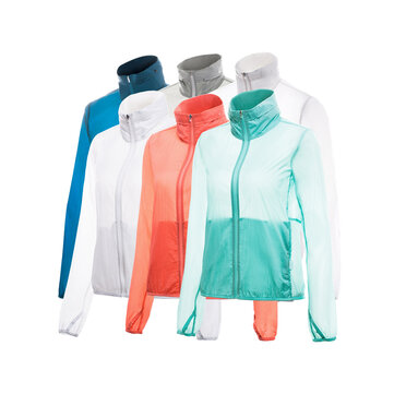 7TH Men's Sun Protection Skin Coat Anti-UV Waterproof Breathable Light Running Cycling Outdoor Sports From Xiaomi Youpin