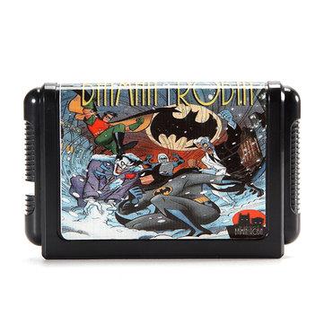 The Adventure Of Batman & Robin 16 bit MD Game Card for Sega Mega Drive Genesis