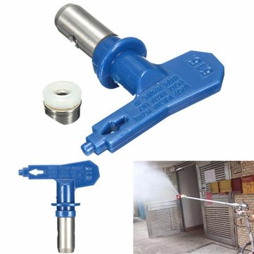 Blue Airless Spray Gun Tips 5 Series 15-31 For Wagner Atomex Graco Titan Paint Spray Tip