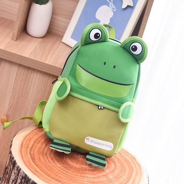 3D Cartoon School Bags for Girls Boys Animal Kindergarten Backpack Kids Children Bag