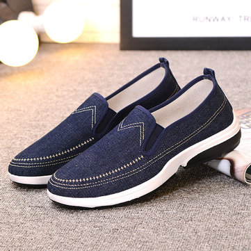 Casual Soft Lightweight Canvas Flats