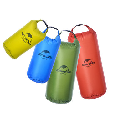 Naturehike Terylene Portable 5-30L Waterproof Bag Ultralight Storage Dry Bag for Outdoor Camping