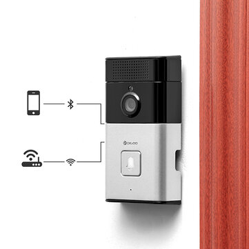 Digoo SB-XYZ Wireless Bluetooth and WIFI Smart Home HD Video Doorbell Camera Phone Ring
