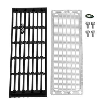 Metal Inlet Grille Cooling Grid Water Tank Grille For TRX4 RC Car Parts