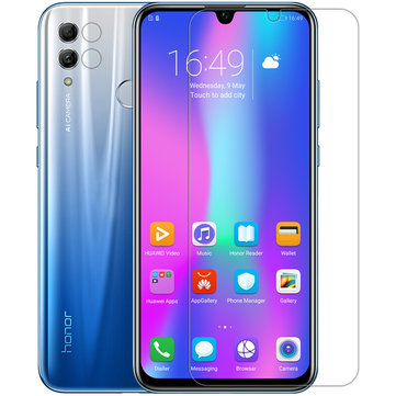 Nillkin Clear Soft Screen Protective+Lens Screen Protector For Huawei Honor 10 Lite / Huawei P Smart(2019) Mobile Phones Accessories from Mobile Phones & Accessories on banggood.com