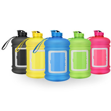 2.2L High Capacity Outdoor Sports Running Water Bottle Gym Portable Kettle