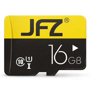 JFZ Two Tone Edition 16GB Class 10 TF Memory Card