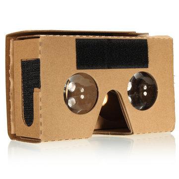 3D Virtual Reality Glasses For Google Cardboard V2  Valencia Max 6 Inch Phone
