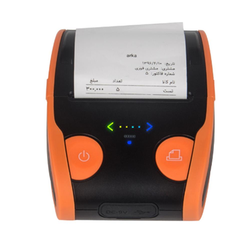 Thermal Printer Android Bluetooth 58MM Label Mini POS Receipt Sticker Printer English Spanish