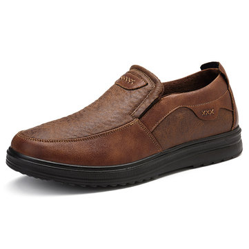 Men Soft Comfy Business Casual Oxfords Daily Shoes