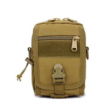 Men Women Nylon Outdoor Casual Cycling Small Crossbody Bag Waist Bag