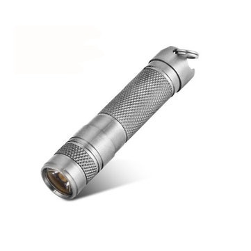 DQG XP-G2 Tiny AAA/10440 Titanium Alloy Magnet LED Flashlight