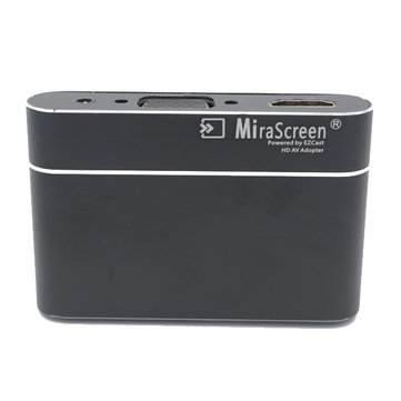 Mirascreen X6SE 1080P HD Vidéo Convertisseur TV Display Dongle Stick