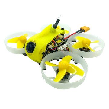 FullSpeed TinyLeader 75mm F4 2-3S Whoop FPV Racing Drone 1103 Motor Caddx Adjustable Cam 600mW VTX