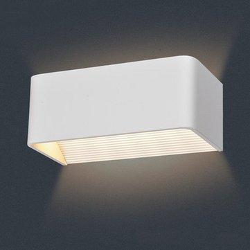 Современные алюминиевые 6 Вт LED настенный светильник для гостиниц спальни лобби коридоре
