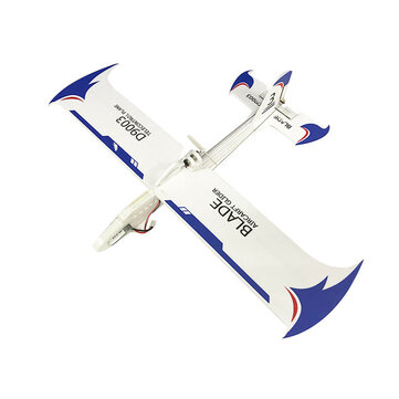 D9003 430MM Wingspan 3CH Bubble RC Airplane Aircraft Fixed Wing Glider RTF Blue/Red