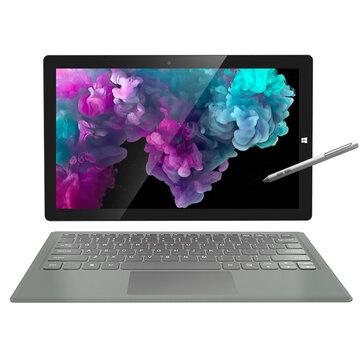 Jumper Ezpad go Apollo Lake N3450 Quad Core 4GB RAM 128GB ROM 11.6 Inch Windows 10 OS Tablet with Keyboard