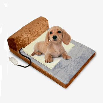 AU Pet Electric Blanket Pet Heating Pad Cat Dog Bed Whelping Puppy HEAT PAD Mat