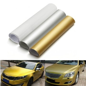 150cmX30cm Car Matte Color Vinyl Film Wrap Sticker Decal