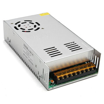 Geekcreit® AC 110-240V Input To DC 24V 17A 360W Switching Power Supply Driver Board