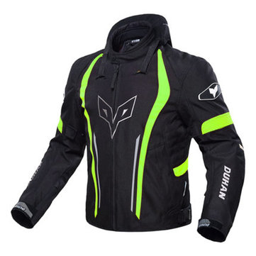 Motorcycle Multifunction Jerseys Winter Men Jackets Bike Racing Waterproof Clothes Outdooors
