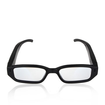 Mini HD 720P Glasses Hidden Eyewear Camera Security Cam DVR Video Audio Recorder