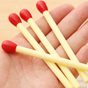10pcs Match Shape Mini Stick Ballpoint Pen Cute Pen Children School Stationery Supplies