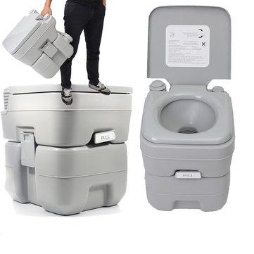 Аксессуар для путешествий 20L Portable Toilet