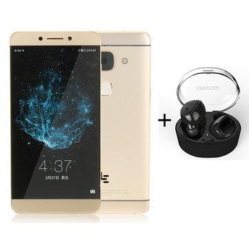 LeMax2X8206GB64GB Snapdragon 820 4G Akıllı Telefon ile Dacom Bilingual Wireless Bluetooth Kulaklık