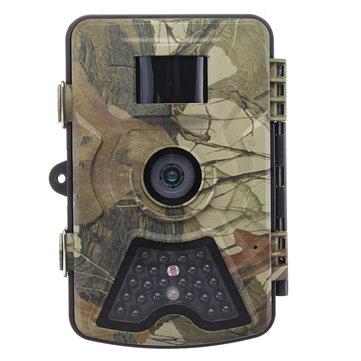 2MP 24LED 1080P IR LED Waterproof Hunting Wildlife Animal Video Scouting Trail Camera