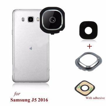 Support de lentille arrière Samsung Galaxy j5 2016