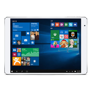 Teclast X98 Plus 3G 64GB Intel Z8300 Quad Core 1.84GHz 9.7 Inch Dual OS Tablet