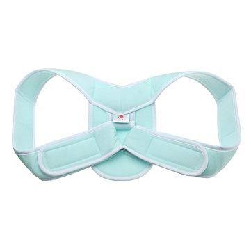 Adjustable Posture Corrector Orthotics Clavicle Support Back Shoulder Brace Belt