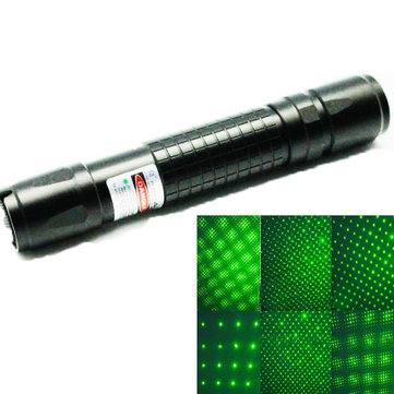 LT-YWA03 532nm Zoomable Green Light Laser Pointer