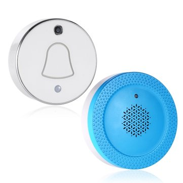 Wireless WiFi Mini Smart Local Storage Doorbell Photos Automatically Cloud and Local Storage For Home Security EU
