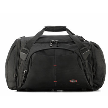 Men Oxford Travel Bag Waterproof Holdall Bag Fashion Hiking Shoulder Bag