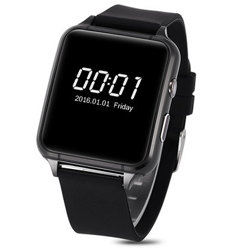 KALOAD M89 Smart Sports Watch Phone Heart Rate Monitor Remote Camera for Android IOS
