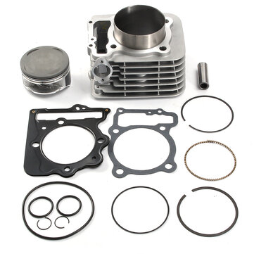 89mm 440cc Cylinder Piston Gasket Kit For Honda TRX400EX