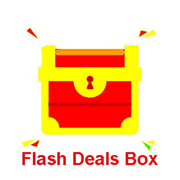 Banggood Weekly Flash Deals Mystery Box Only for Flash Deals . Unlock it Now !