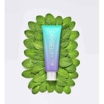 XIAOMI Dr. Bei 0+ Mint Toothpaste Tooth Health Enamel Protecting Cavity Prevention Long Lasting Fresh Breath Toothpaste
