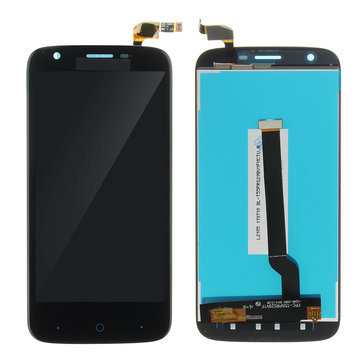 LCD Display+Touch Screen Digitizer Assembly Replacement With Tools For ZTE Grand X3 Z959