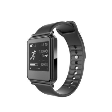 i7 Armband Hear Rate Monitor Wristband Bluetooth 4.0 Touch Screen Fitness Tracker Gezondheid Anti Lost Armband