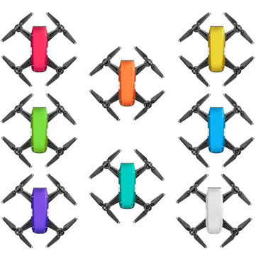 8PCS RC Quadcopter Spare Parts Waterproof Leather Body Sticker For DJI SPARK
