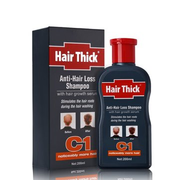 200ml Anti-Hair Loss Hair Growth Shampoo Treatment