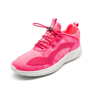 Couple Sport Shoes Running Casual Lace Up In Mesh
