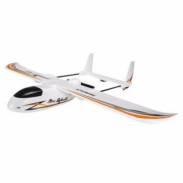 Eachine ไมโคร Skyhunter 780mm Wingspan EPO FPV RC เครื่องบิน KIT