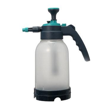 2L Portable Hand Pump Spray Pressure Sprayer Garden Plant Water Chemical Tools