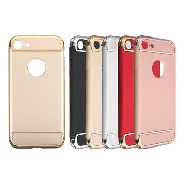 3 In 1 Elektroliz Sabit PC Geri Kılıf iPhone 7/iPhone 8 için