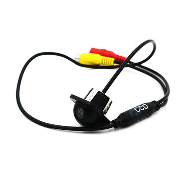 Waterproof 170 Degree Car Rear View Camera Parking Reversing Line Camera IP68