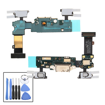 USB Charging Dock Port Flex Cable Connector for Samsung Galaxy S5 G900